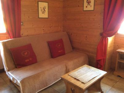 Аренда на лыжном курорте Апартаменты 2 комнат 4 чел. - Résidence Sport Alp - Valloire