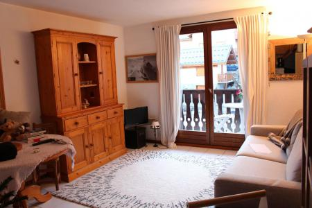 Аренда на лыжном курорте Апартаменты 2 комнат 4 чел. (24) - Résidence Tigny - Valloire - Салон