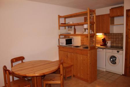 Аренда на лыжном курорте Апартаменты 2 комнат кабин 4 чел. (26) - Résidence Tigny - Valloire - Стол