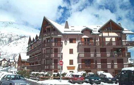 Location au ski Résidence Tigny - Valloire - Extérieur hiver