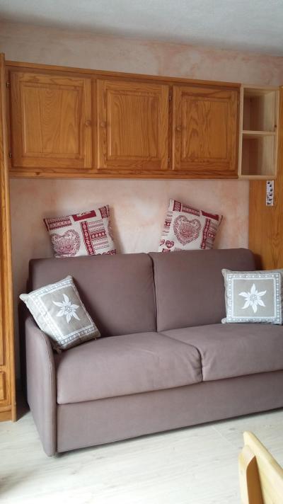 Location au ski Studio coin montagne 4 personnes (37) - Résidence Tigny - Valloire