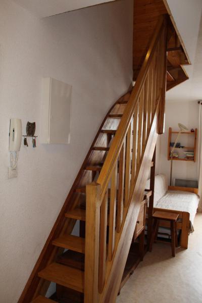 Location au ski Appartement 4 pièces 6 personnes (30) - Résidence Tigny - Valloire - Escalier