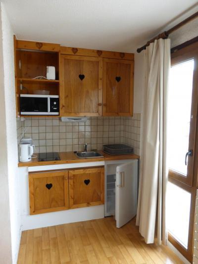 Location au ski Appartement 2 pièces cabine 5 personnes (A2) - Résidence Val d'Auréa - Valloire