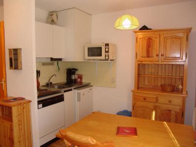 Location au ski Studio cabine 4 personnes (EY2) - Residence Verneys Galibiers - Valloire
