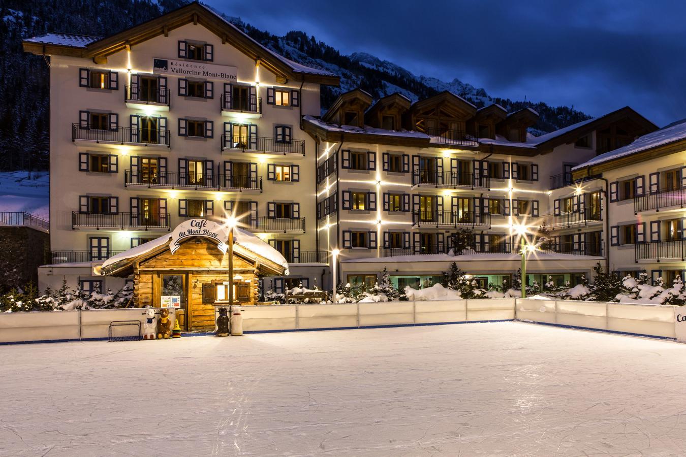 Résidence et Spa Vallorcine Mont Blanc