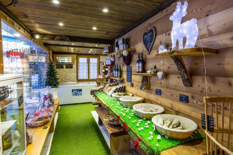 Alquiler al esquí Résidence et Spa Vallorcine Mont Blanc - Vallorcine - Interior