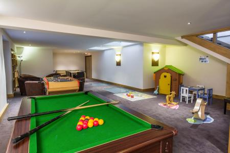 Location au ski Appartement 4 pièces 8 personnes - Residence Et Spa Vallorcine Mont Blanc