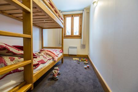 Rent in ski resort Résidence et Spa Vallorcine Mont Blanc - Vallorcine - Bunk beds
