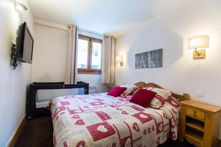Location au ski Residence Et Spa Vallorcine Mont Blanc - Vallorcine - Chambre