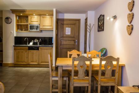 Rent in ski resort Résidence et Spa Vallorcine Mont Blanc - Vallorcine - Kitchen