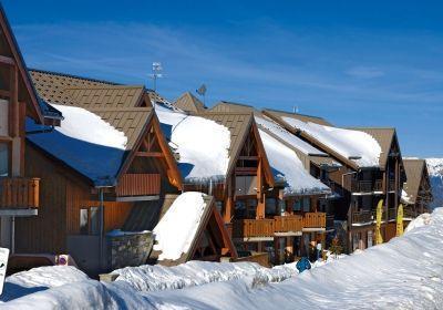 Ski en mars Residence L'ecrin Des Neiges