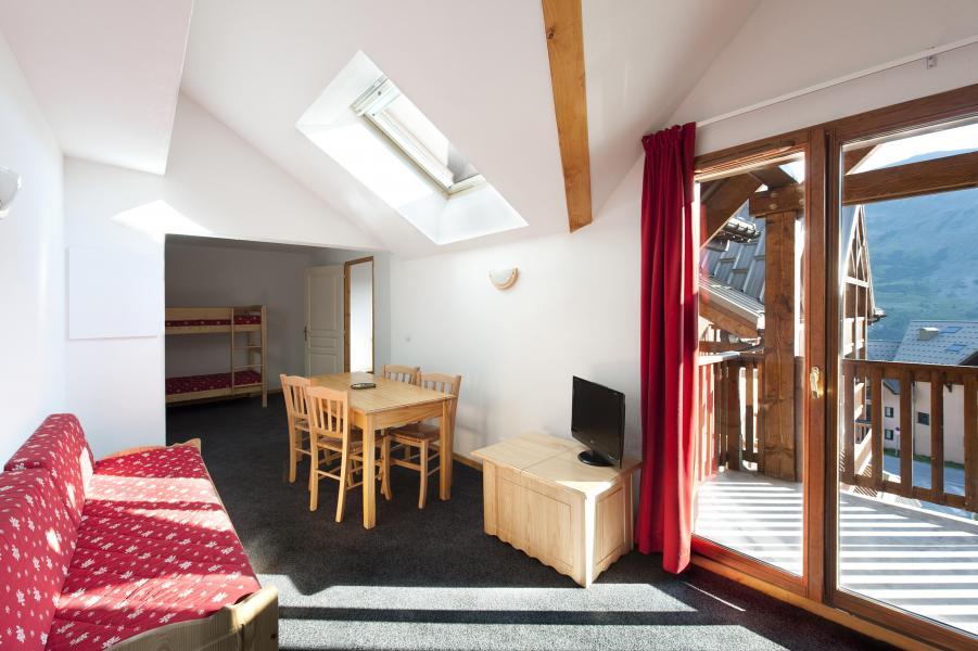 Location au ski Les Hauts de Valmeinier - Valmeinier - Appartement