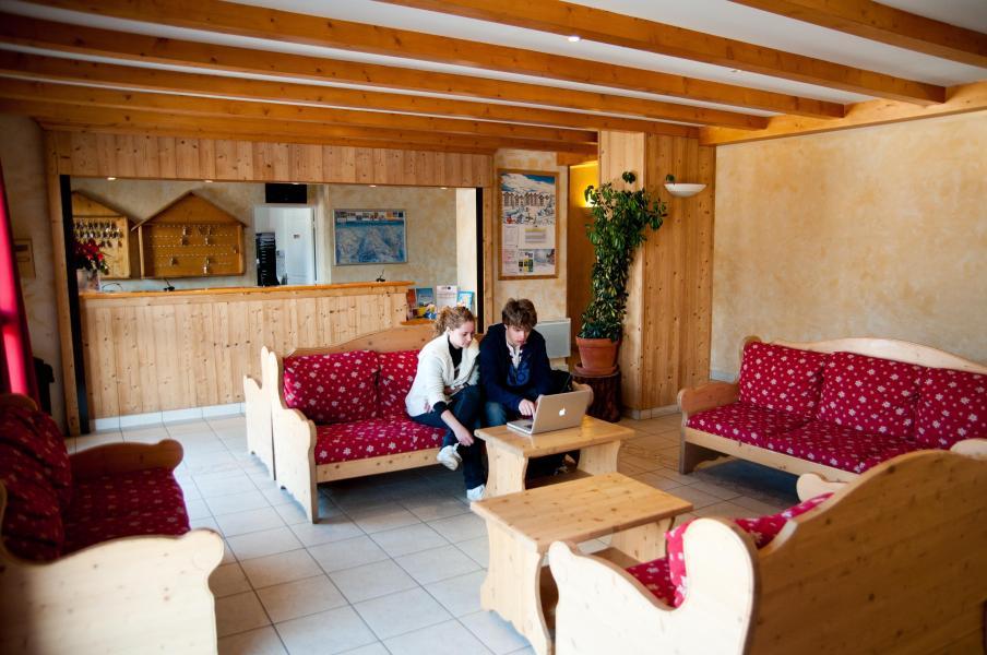 Location au ski Les Hauts de Valmeinier - Valmeinier - Réception