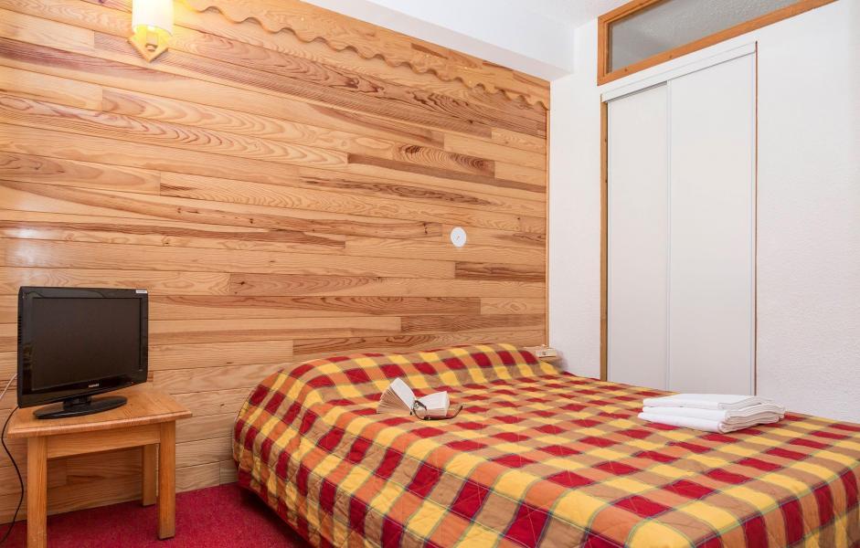 Аренда на лыжном курорте Résidence l'Ecrin des Neiges - Valmeinier - Двухспальная кровать