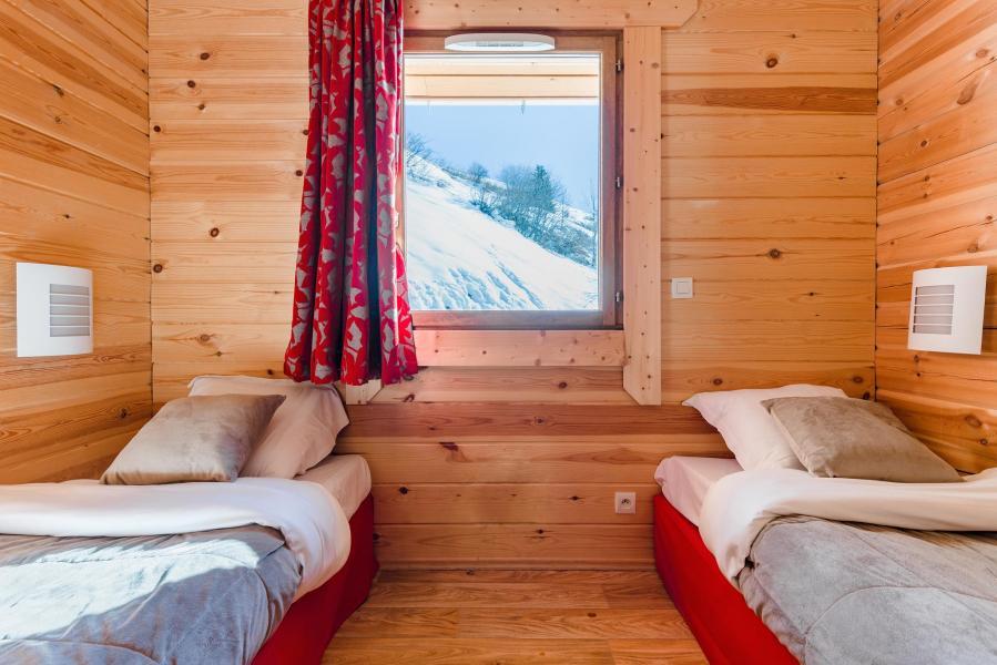 Location au ski Residence Lagrange Le Grand Panorama 2 - Valmeinier - Chambre