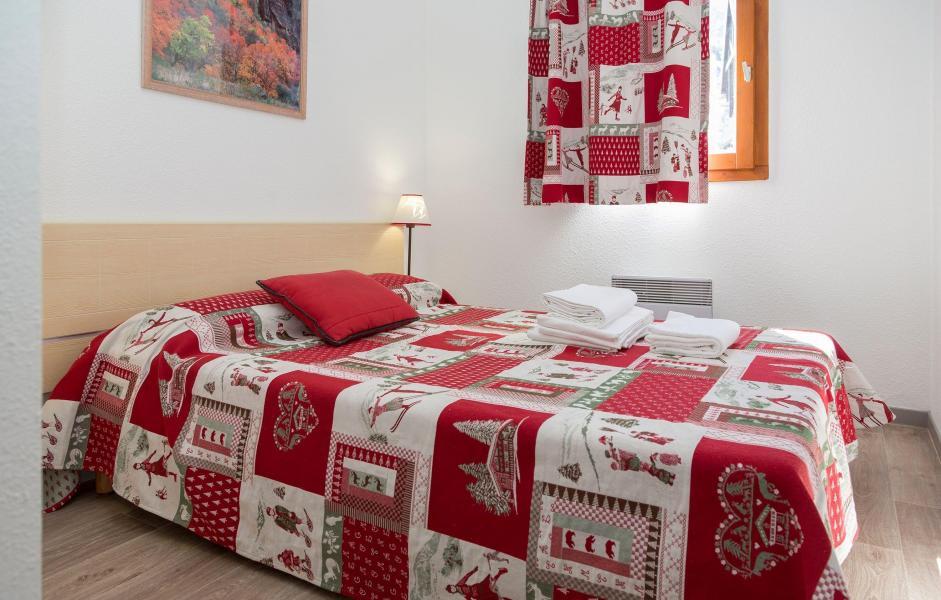 Аренда на лыжном курорте Résidence les Lumières des Neiges - Valmeinier - Двухспальная кровать