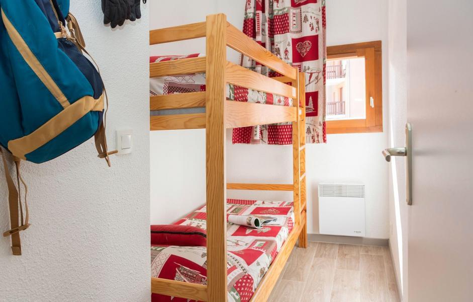 Location au ski Residence Les Lumieres Des Neiges - Valmeinier - Lits superposés