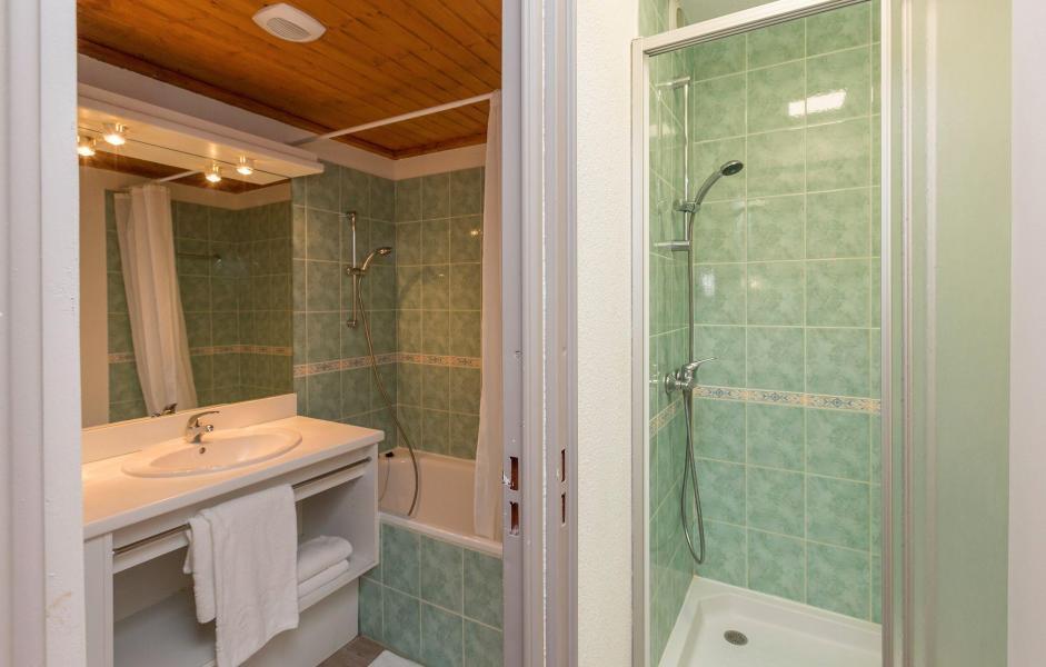 Location au ski Residence Les Lumieres Des Neiges - Valmeinier - Salle de bains