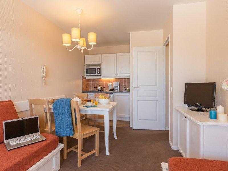 Location au ski Appartement 2 pièces 3-5 personnes - Résidence Pierre & Vacances le Thabor - Valmeinier