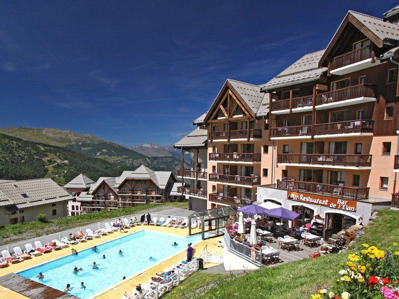 Аренда на лыжном курорте Résidence Pierre & Vacances le Thabor - Valmeinier