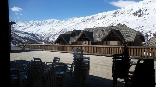 Location au ski Chambre Triple (3 personnes) - Hotel Club  Vvf Villages