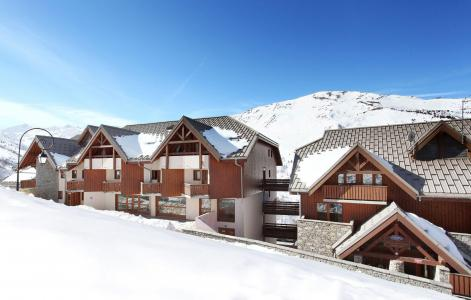 Location Valmeinier 1800 : Residence L'ecrin Des Neiges hiver