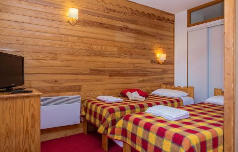 Location au ski Résidence l'Ecrin des Neiges - Valmeinier - Chambre