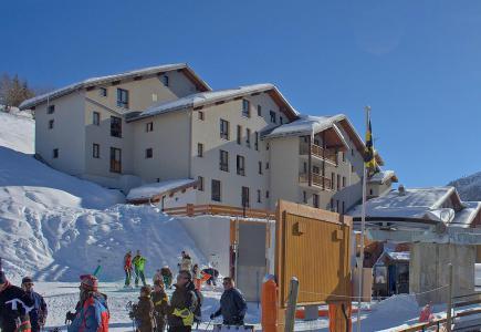 Location Valmeinier : Résidence la Lauza hiver