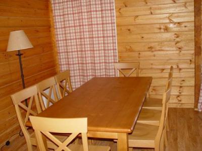 Location au ski Appartement 3 pièces 6 personnes - Residence Lagrange Le Grand Panorama 2 - Valmeinier - Séjour