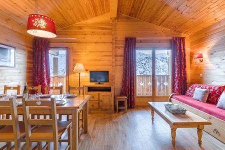 Rent in ski resort Résidence Lagrange le Grand Panorama 2 - Valmeinier - Dining area