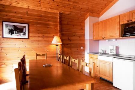 Rent in ski resort Résidence Lagrange le Grand Panorama 2 - Valmeinier - Kitchenette