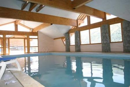Location au ski Residence Lagrange Le Grand Panorama 2 - Valmeinier - Piscine