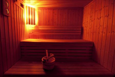Location au ski Residence Lagrange Le Grand Panorama 2 - Valmeinier - Sauna