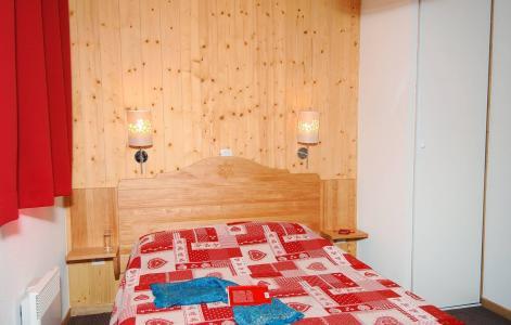 Location au ski Résidence le Grand Panorama 1 - Valmeinier - Chambre