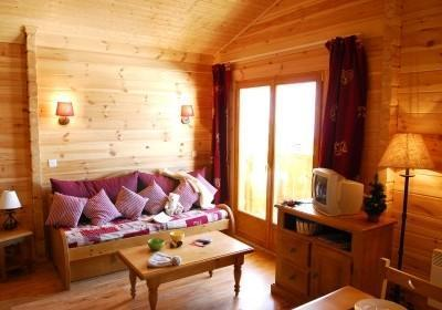 Location au ski Studio cabine 4 personnes - Residence Le Grand Panorama 1