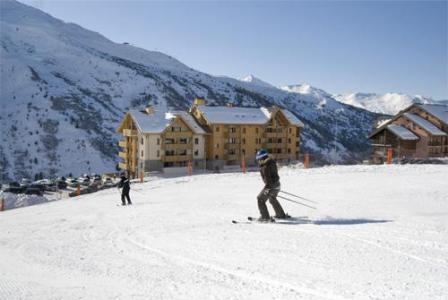 Location au ski Residence Le Vermont - Valmeinier - Extérieur hiver
