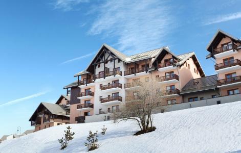 Location au ski Résidence les Lumières des Neiges - Valmeinier - Extérieur hiver