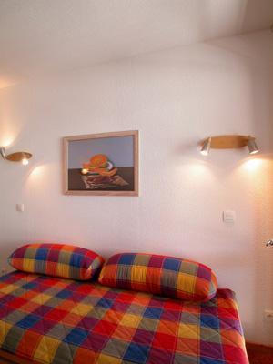 Location au ski Studio duplex 2-3 personnes - Residence Les Lumieres Des Neiges - Valmeinier - Chambre