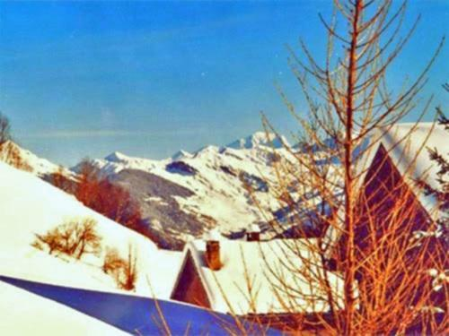 location appart Valmorel Chalet 5