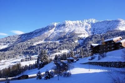 Location au ski Studio 3 personnes (018) - Residence La Camarine - Valmorel