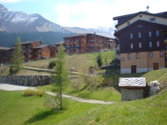 Location au ski Studio 3 personnes (017) - Residence La Camarine - Valmorel