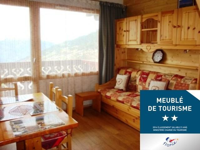 Location au ski Appartement 2 pièces mezzanine 4 personnes (019) - Residence La Camarine - Valmorel