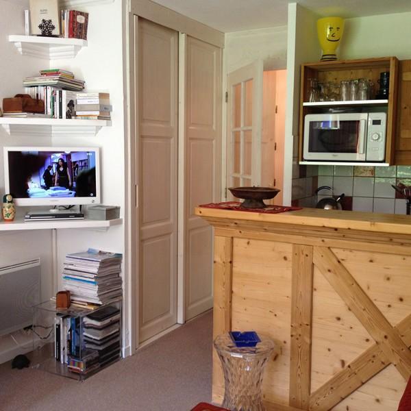 Location au ski Studio 2 personnes (21) - Residence La Camarine - Valmorel