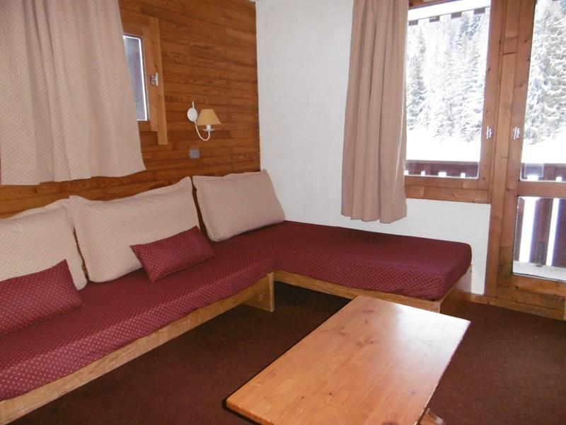 Valmorel - RESIDENCE LA LAUZIERE DESSOUS - Appartement 2 pièces 5 personnes (046)