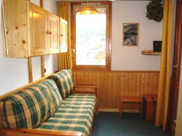 Location au ski Studio 4 personnes (179) - Residence Le Bourgeon - Valmorel
