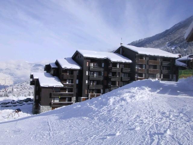 Location au ski Appartement 2 pièces 5 personnes (040) - Residence Le Pierrafort - Valmorel