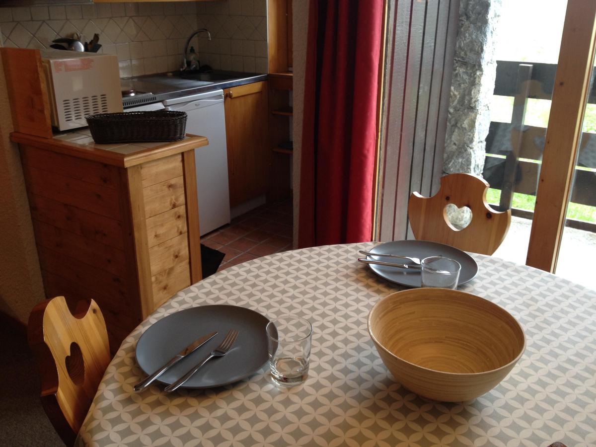 Location au ski Appartement 2 pièces 5 personnes (011) - Residence Le Pierrafort - Valmorel