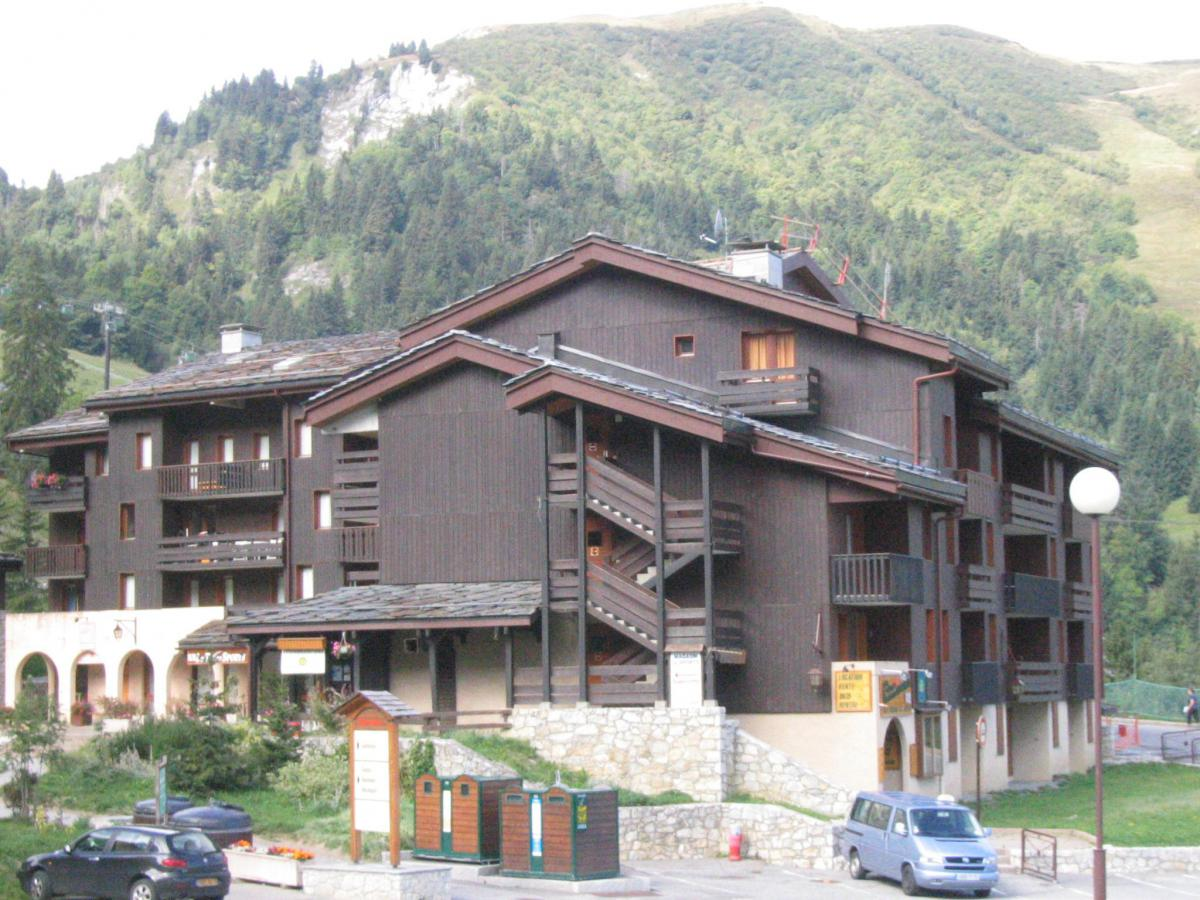 Location au ski Studio 4 personnes (028) - Residence Les Pierres Plates - Valmorel