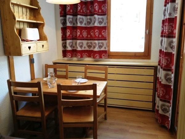 Location au ski Studio 4 personnes (018) - Residence Sapiniere G - Valmorel