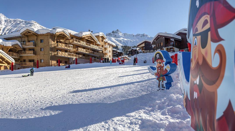 Ski verhuur Résidence Anitéa - Valmorel